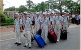 Miễn xử phạt lao động bất hợp pháp ở Hàn Quốc tự nguyện về nước