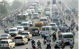 Thu hơn 60 tỷ đồng phí sử dụng đường bộ đối với xe ô tô