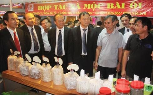 Khai mạc Hội chợ triển lãm Công thương  khu vực Đông Bắc - Bắc Giang