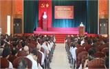 Huyện ủy Tân Yên thông báo nhanh kết quả Đại hội Đảng bộ tỉnh Bắc Giang