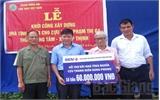 Hỗ trợ xây nhà tình nghĩa cho cựu TNXP Bắc Giang