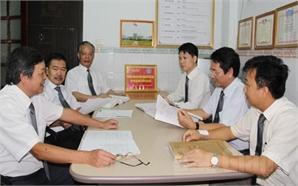 Xây dựng đội ngũ luật sư chuyên nghiệp, giỏi nghề