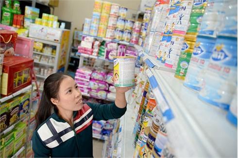 Công bố giá tối đa của 768 sản phẩm sữa bột