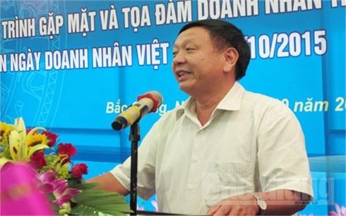 Gặp mặt doanh nhân Bắc Giang tiêu biểu
