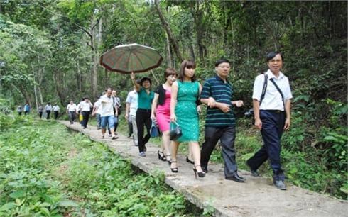 Tăng sức hút du lịch Tây Yên Tử
