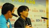 Ông Miura nhắc báo chí đừng quá lạc quan