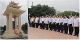 Bắc Giang: Dâng hương tưởng nhớ các Anh hùng liệt sĩ