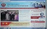 Ban Tuyên giáo Tỉnh ủy Bắc Giang ra mắt Trang thông tin điện tử