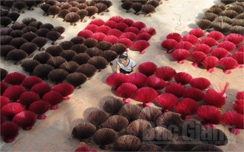 Làng nghề Bắc Giang tìm hướng đi bền vững
