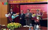 Trao quyết định bổ nhiệm hai Phó Trưởng Ban Nội chính Trung ương