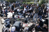 Số nạn nhân thiệt mạng trong các vụ nổ ở Thổ Nhĩ Kỳ tăng mạnh