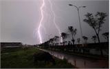 Thời tiết hôm nay: Miền Trung có mưa to và dông