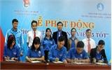 """Bắc Giang: Phát động phong trào """"Sinh viên 5 tốt"""" năm học 2015-2016"""