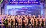 Công an tỉnh Bắc Giang: Giành 5 HCB tại Liên hoan truyền hình CAND