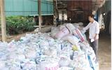 Sản xuất thức ăn chăn nuôi trái phép gây ô nhiễm môi trường