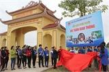 An toàn giao thông từ cổng làng ở Bắc Giang
