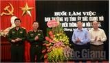 Bắc Giang tạo điều kiện thuận lợi để Tập đoàn Viettel đẩy mạnh sản xuất, kinh doanh