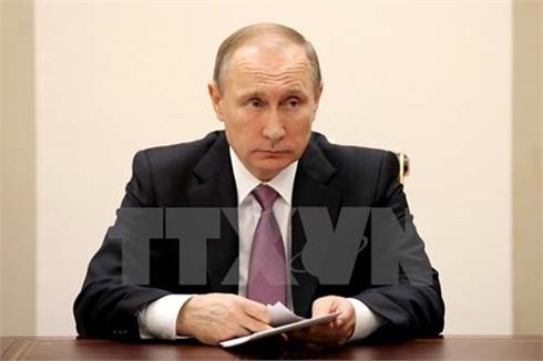 Tổng thống Nga: Vụ bắn máy bay là một hành động 'đâm sau lưng'