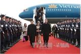 Chủ tịch nước Trương Tấn Sang thăm cấp Nhà nước CHLB Đức