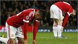 M.U đứng trước nguy cơ bị loại ở Champions League
