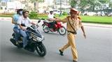 Bắc Giang gửi 300 phiếu thông báo người vi phạm giao thông
