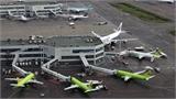 Ukraine đóng cửa không phận với toàn bộ máy bay Nga
