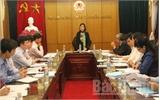 HĐND tỉnh Bắc Giang: Thẩm tra một số dự thảo văn bản trình kỳ họp thứ 14