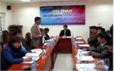 Đề xuất giải pháp nâng cao hiệu quả quản trị, hành chính công