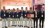 Tuyên dương học sinh đạt huy chương Olympic quốc tế 2015