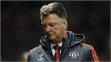 Cầu thủ Man Utd bất mãn với HLV Van Gaal