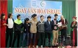 Ngày Văn hóa Israel tại Trường Đại học Nông - Lâm Bắc Giang