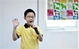 Trẻ em thuyết trình, hùng biện về quyền của mình