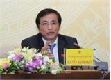 Kỳ họp thứ 10 cơ bản hoàn thành chương trình nghị sự đề ra