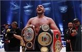 Đánh bại Klitschko, Fury lên đỉnh quyền Anh thế giới