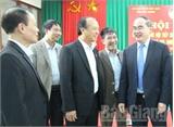 Đại biểu Quốc hội tiếp xúc cử tri một số doanh nghiệp tỉnh Bắc Giang