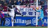 Bale và C.Ronaldo lập công, Real Madrid đánh bại Eibar