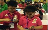 Ngày hội Robothon Quốc tế 2015: 122 đội đua tài