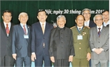 Đại hội Hội Khoa học Lịch sử Việt Nam nhiệm kỳ 2015 - 2020
