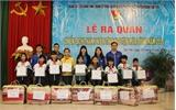 Đoàn Các cơ quan tỉnh: Ra quân chiến dịch tình nguyện mùa Đông