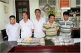 Ba xe bán tải giấu gần 100 bánh heroin bị phát hiện liên tiếp