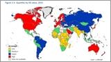 Việt Nam giảm tám bậc trong bảng xếp hạng của ITU về phát triển ICT