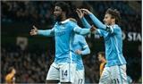 Man City thắng đậm, vào bán kết Cup Liên đoàn