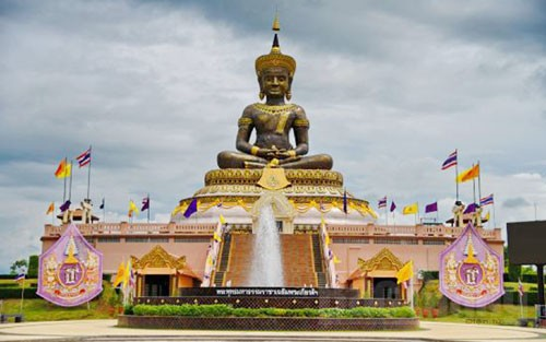 Một thoáng  miền Bắc Thái Lan