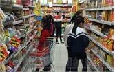 Bắc Giang: Lượng khách đến các siêu thị tăng cao