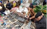 Độc đáo phiên chợ Tam Quan