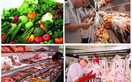 Chọn mua thực phẩm an toàn ngày Tết