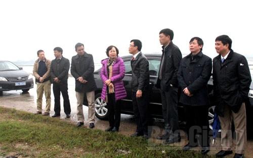 Triển khai nhanh dự án Khu đô thị phía Nam TP Bắc Giang