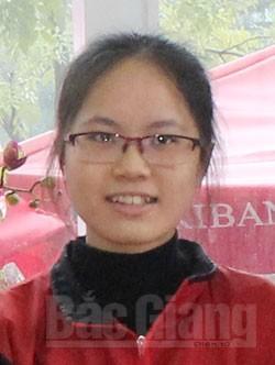 cô gái 'vàng', Bắc Giang, kỳ thi ,học sinh giỏi, quốc gia, 2016