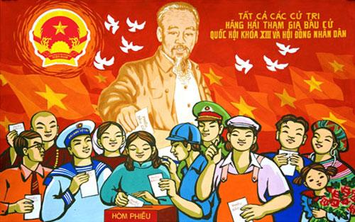 Ý nghĩa ngày bầu cử Quốc hội và Hội đồng nhân dân