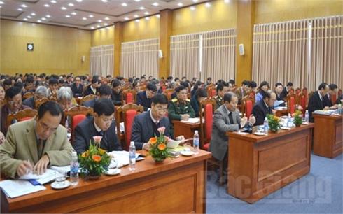 Tỉnh ủy Bắc Giang: Triển khai công tác bầu cử đại biểu Quốc hội và HĐND
